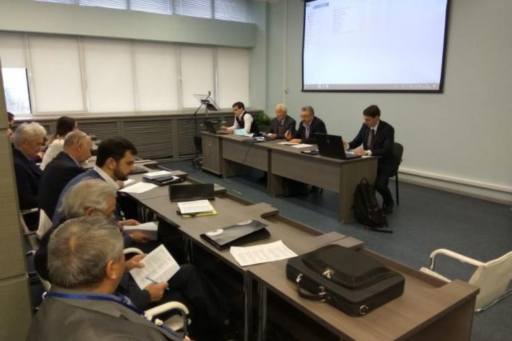 Представление нанобарьерного покрытия incomsteel 100 на международной конференции в Казанском университете